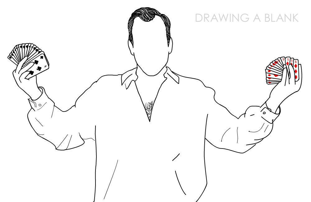 Gob Bluth - Drawing A Blank