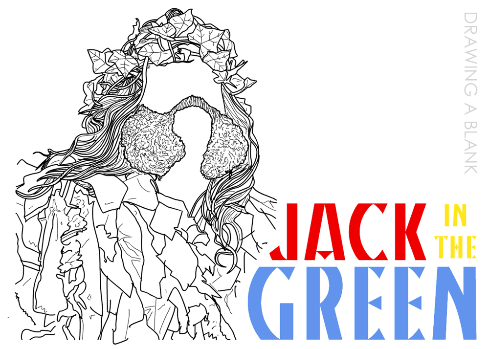 Jack In The Green - Drawing A Blank
